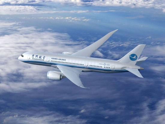目前提供全年直航加拿大航班的中国城市有北京